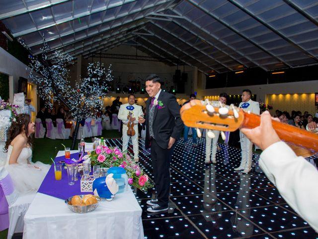 La boda de Andrés y Paulina en Iztapalapa, Ciudad de México 64
