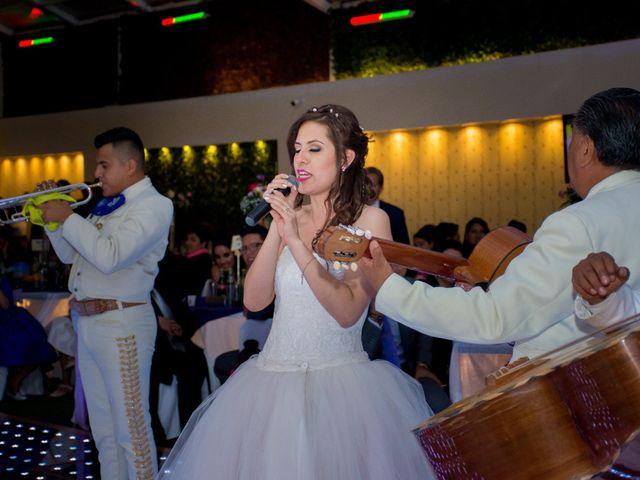 La boda de Andrés y Paulina en Iztapalapa, Ciudad de México 65