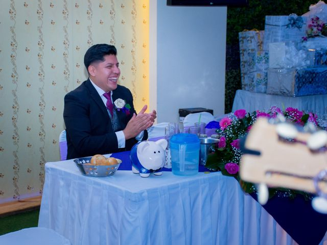 La boda de Andrés y Paulina en Iztapalapa, Ciudad de México 66
