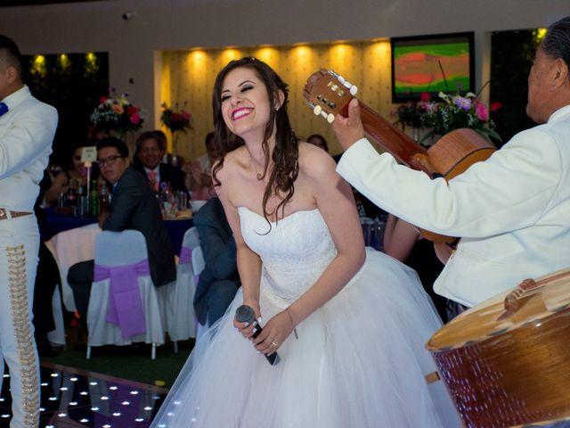 La boda de Andrés y Paulina en Iztapalapa, Ciudad de México 67