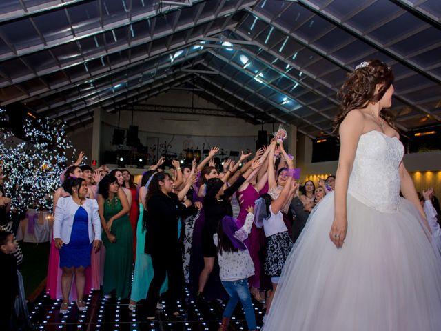 La boda de Andrés y Paulina en Iztapalapa, Ciudad de México 75
