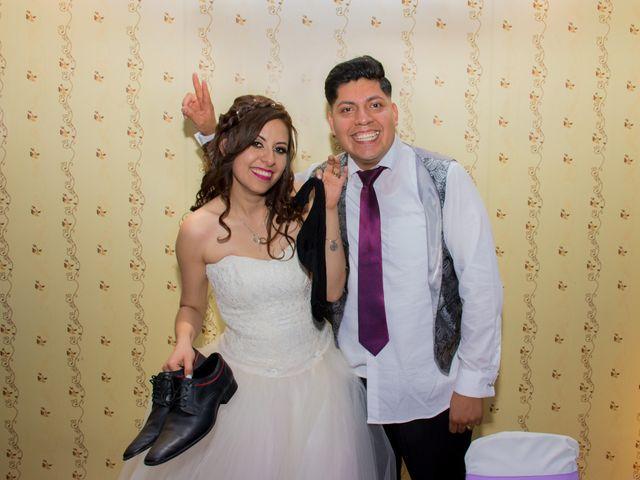 La boda de Andrés y Paulina en Iztapalapa, Ciudad de México 1