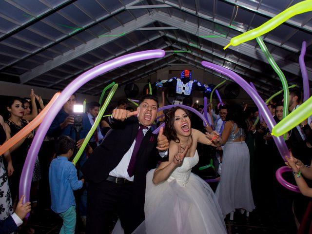 La boda de Andrés y Paulina en Iztapalapa, Ciudad de México 2