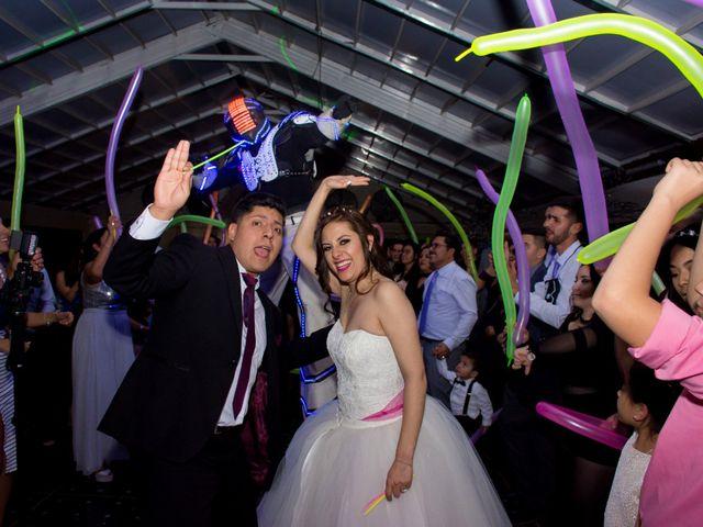 La boda de Andrés y Paulina en Iztapalapa, Ciudad de México 81