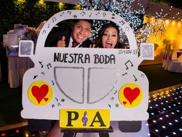 La boda de Andrés y Paulina en Iztapalapa, Ciudad de México 84