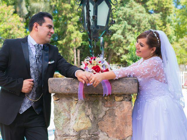 La boda de Nancy y Óscar