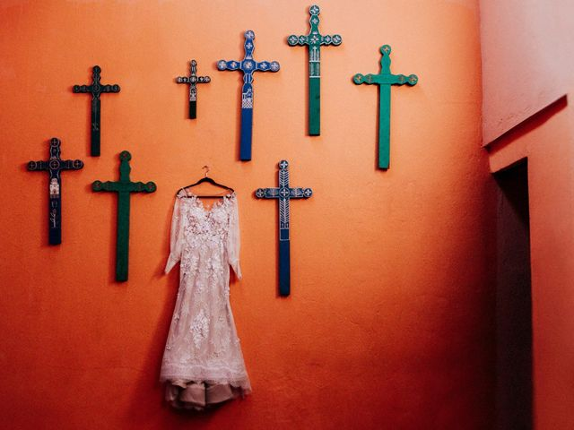 La boda de Álex y Carolina en San Cristóbal de las Casas, Chiapas 2