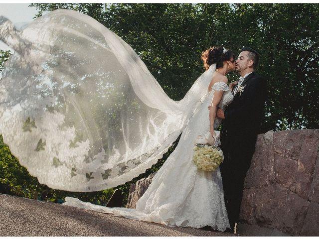 La boda de Cindy y Luis Ángel