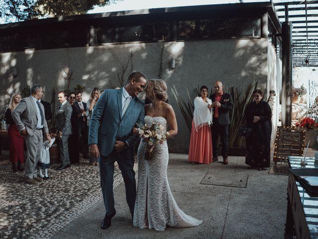 La boda de Roger y Jessica en Cuajimalpa, Ciudad de México 12