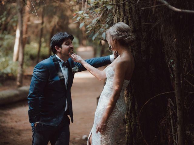 La boda de Roger y Jessica en Cuajimalpa, Ciudad de México 20