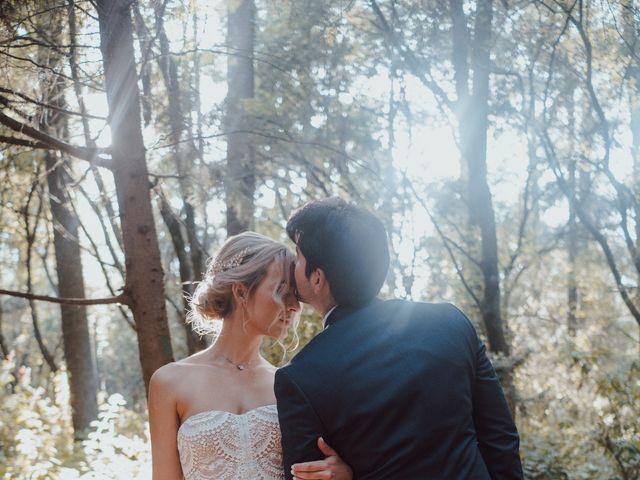 La boda de Roger y Jessica en Cuajimalpa, Ciudad de México 21