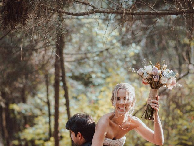 La boda de Roger y Jessica en Cuajimalpa, Ciudad de México 23