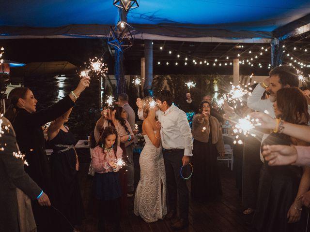 La boda de Roger y Jessica en Cuajimalpa, Ciudad de México 2