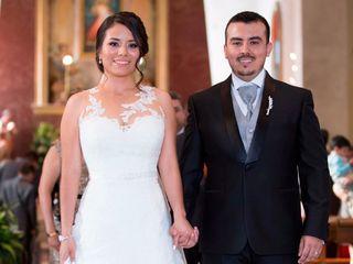 La boda de Anahí y Héctor