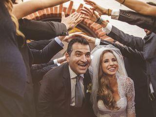 La boda de Suzette Olea y Eduardo