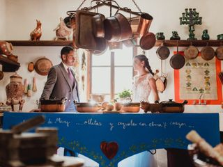 La boda de Gabriela y Rubén 1