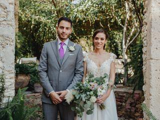 La boda de Gabriela y Rubén