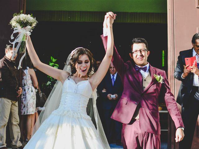 La boda de Wendy y Abraham