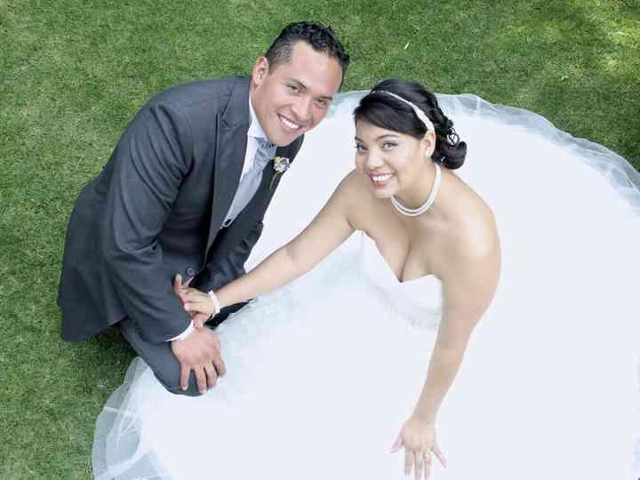 La boda de Gaby y Erick