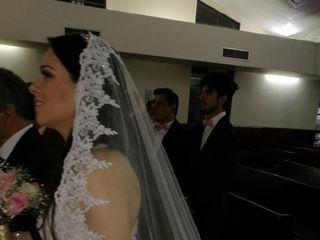 La boda de Isabel  y René 1
