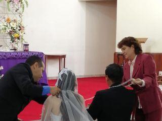 La boda de Isabel  y René 3