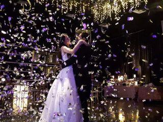 La boda de Isabel  y René