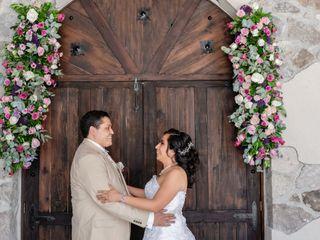 La boda de Leslie y Hector 1