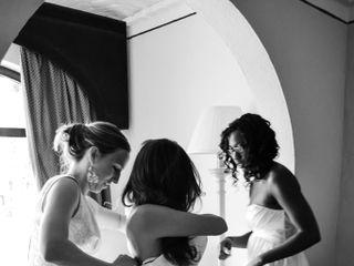 La boda de Josefa y Kunal 1