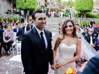 La boda de Josefa y Kunal