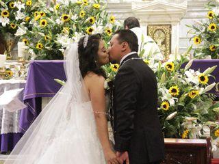 La boda de Maritza  y Gustavo 2