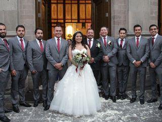 La boda de Maritza  y Gustavo 3