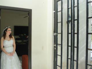 La boda de Anny y Julio 1