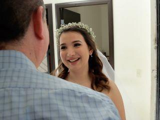 La boda de Anny y Julio 2