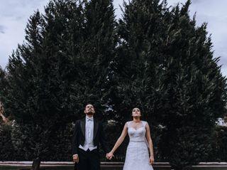 La boda de Esmeralda y Eduardo