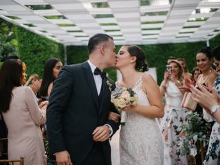 La boda de Anahí y Daniel