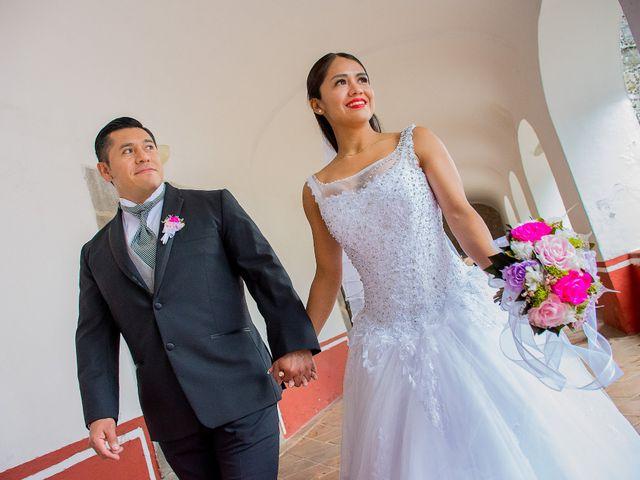 La boda de Edén y Jessica