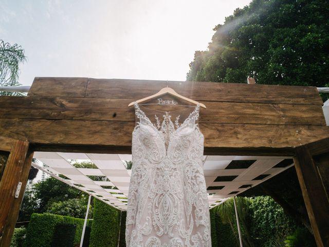 La boda de Daniel y Anahí en Jiutepec, Morelos 4