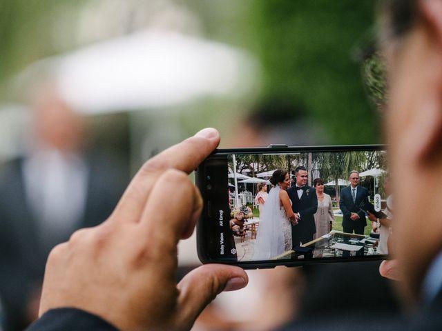 La boda de Daniel y Anahí en Jiutepec, Morelos 10