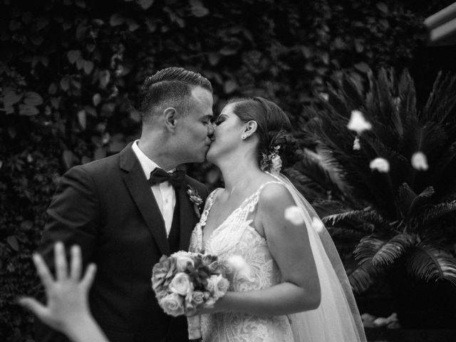 La boda de Daniel y Anahí en Jiutepec, Morelos 11