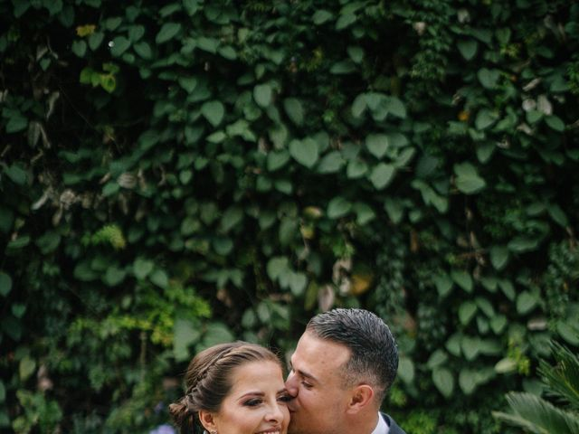 La boda de Daniel y Anahí en Jiutepec, Morelos 12