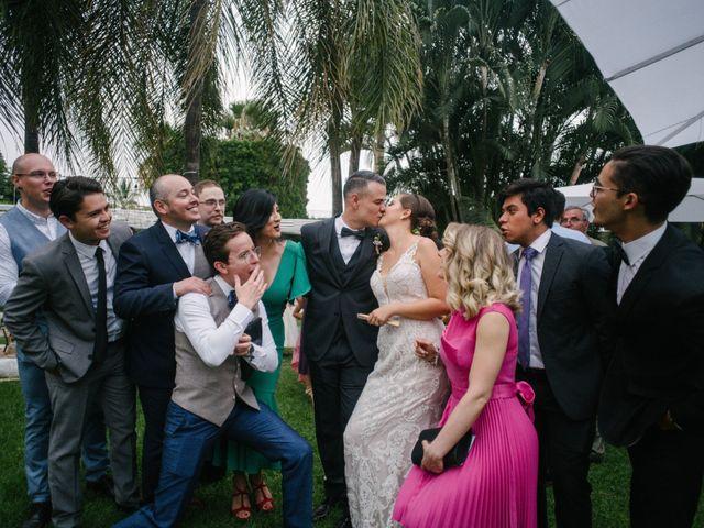 La boda de Daniel y Anahí en Jiutepec, Morelos 17