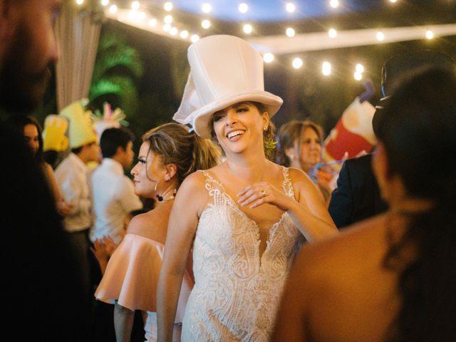 La boda de Daniel y Anahí en Jiutepec, Morelos 18