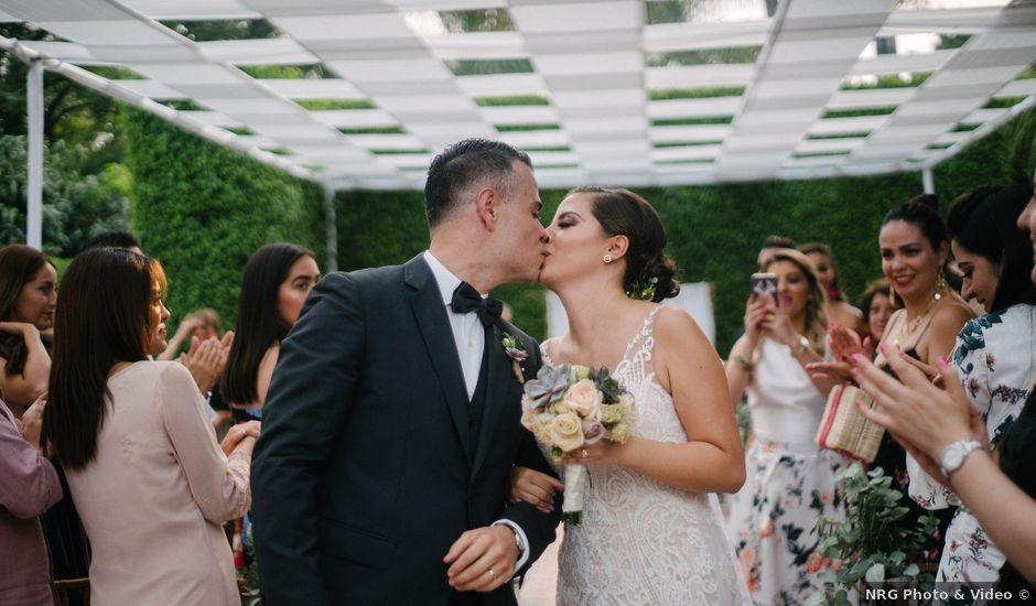 La boda de Daniel y Anahí en Jiutepec, Morelos