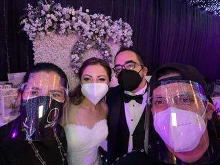 La boda de Citlalli y Carlos