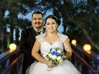 La boda de Cinthia y Efren