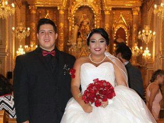 La boda de Sureyma y  Israel 2