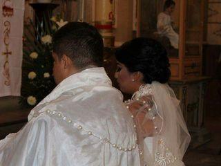 La boda de Sureyma y  Israel 3