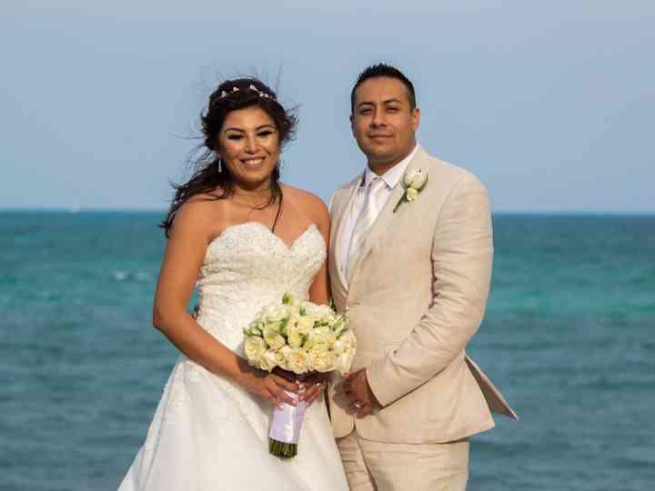 La boda de Marisol y Edgar