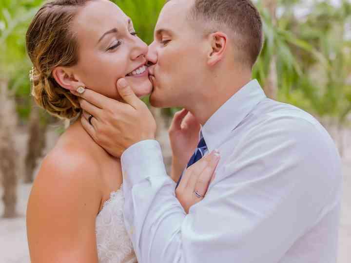 La boda de Rachel y Kevin