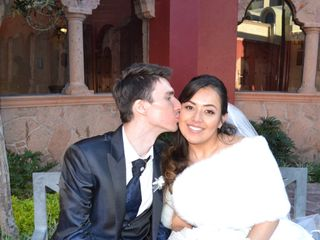 La boda de Ari y Alex
